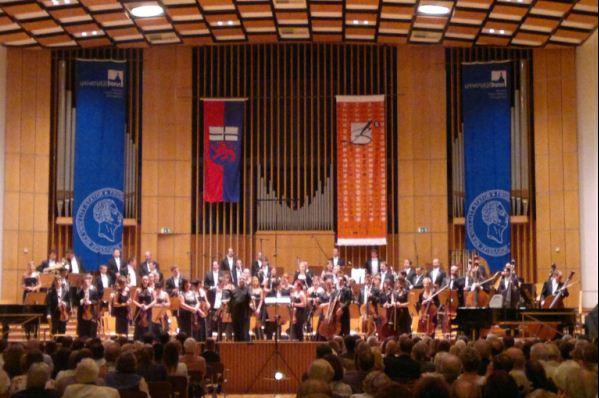 A successful concert in Bonn