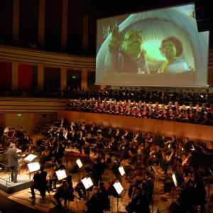 Filmzene koncert, 2011