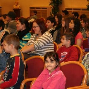 Ajándékkoncert gyermekeknek, 2012
