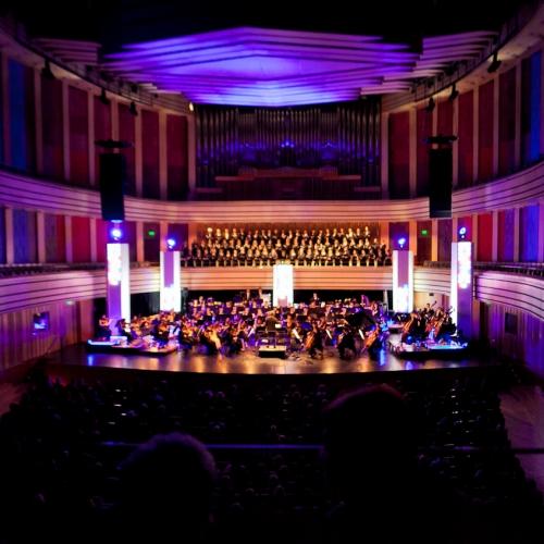 Újévi koncertek, 2012