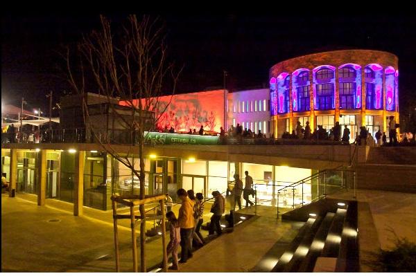 Új koncerthelyszín
